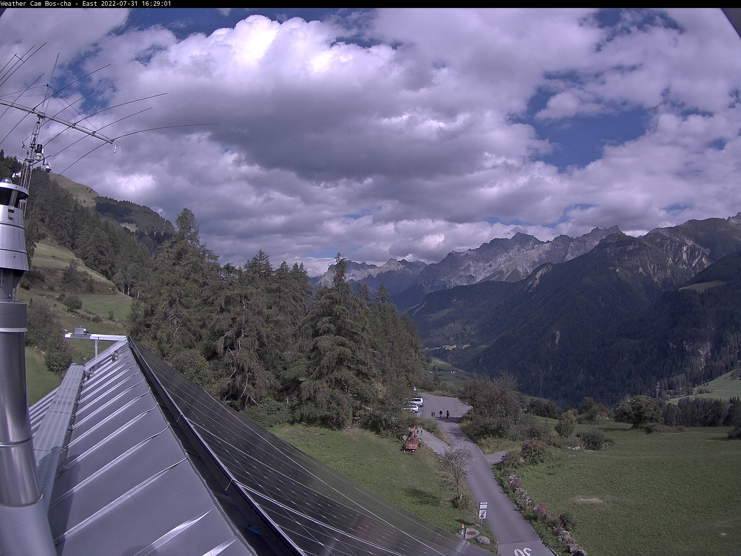 Webcam ARDEZ, Scuol