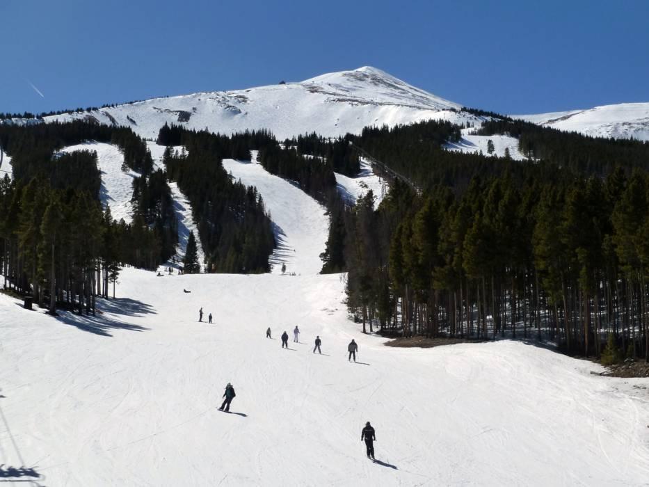 comprensorio sciistico breckenridge sciare breckenridge