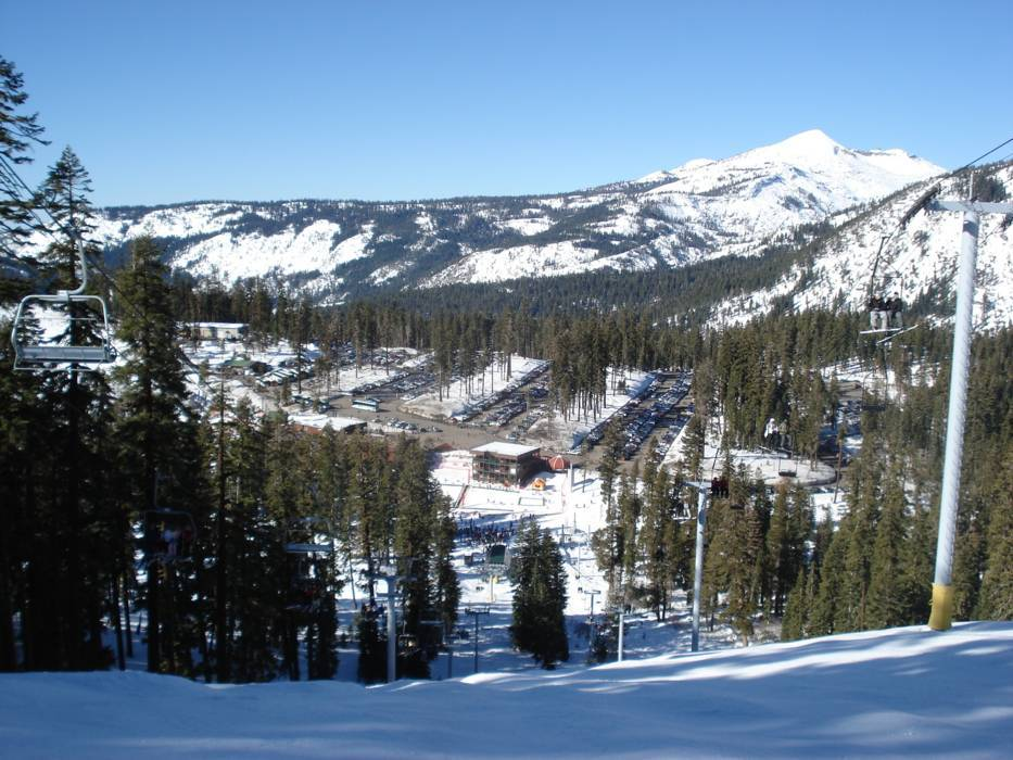 Comprensorio sciistico sierra at tahoe sciare sierra at for Cabina nel noleggio lago tahoe