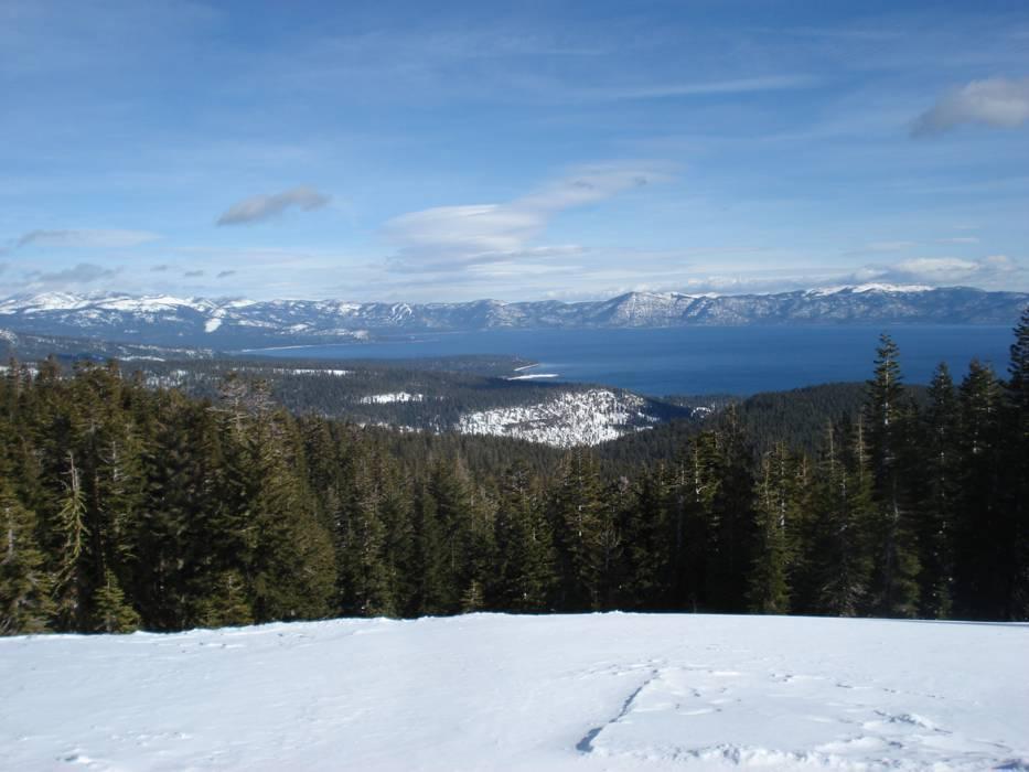 Comprensorio sciistico alpine meadows sciare alpine meadows for Cabina nel noleggio lago tahoe
