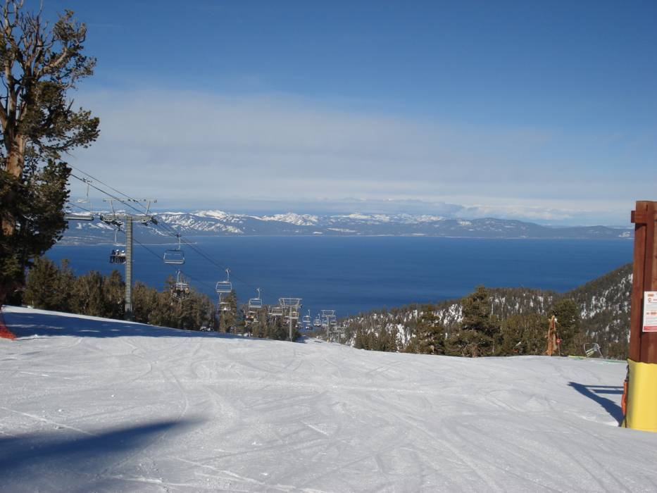 Comprensorio sciistico heavenly sciare heavenly for Cabina nel noleggio lago tahoe
