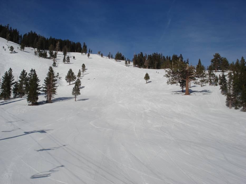 Comprensorio sciistico alpine meadows sciare alpine meadows for Noleggio di cabine lake tahoe per coppie