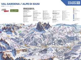 Cartina Dolomiti Superski.Mappe Delle Piste Dolomiti Superski Mappa Delle Piste Dolomiti Superski